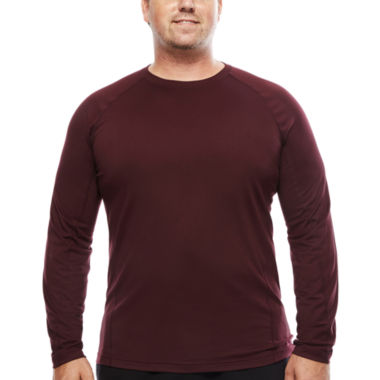 jcpenney.com | MSX by Michael Strahan Premium Long-Sleeve Crew Tee - Big & Tall