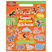 Super Animals Stickers Activity Book