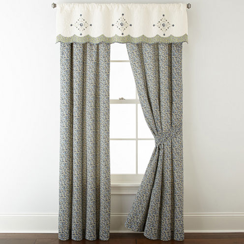 Home Expressions Peyton 2-pack Curtain Panels