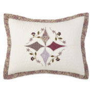 Home Expressions Lavendar Pillow Sham