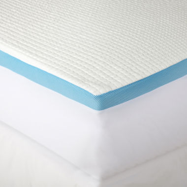 "jcpenney.com | Isotonic® Serene™ Foam 2"" Mattress Topper"