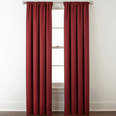 jcpenney.com | Liz Claiborne Kathryn Rod-Pocket Back-Tab Curtain Panel