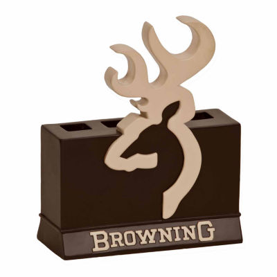 Browning Toothbrush Holder