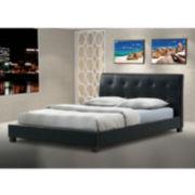 Baxton Studio Hauten Modern Bed