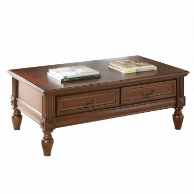 jcpenney.com | 2-Drawer Coffee Table