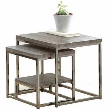 jcpenney.com | 2-pc. Nesting Tables