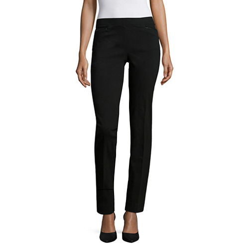 Liz Claiborne® Pull-On Millennium Pants
