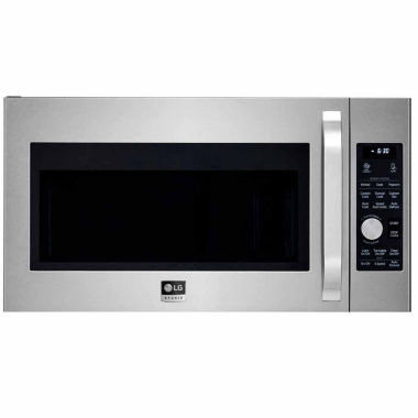 jcpenney.com | LG 1.7 cu. ft. Large Capacity Over-The-Range Microwave