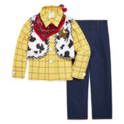 Disney Boys Toy Story Dress Up Costume-Big Kid