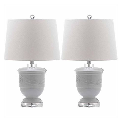 Safavieh Baal Lamp- Set of 2
