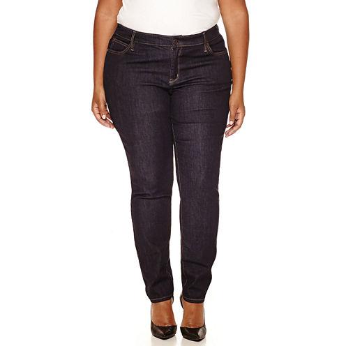 a.n.a Skinny Jeans-Plus