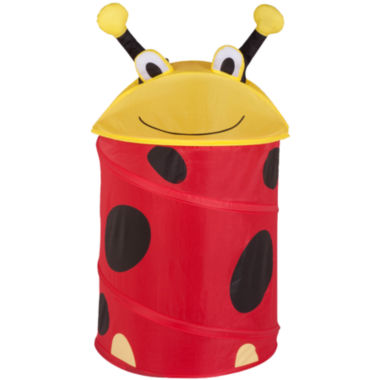 jcpenney.com | Honey-Can-Do® Ladybug Medium Pop-Up Hamper