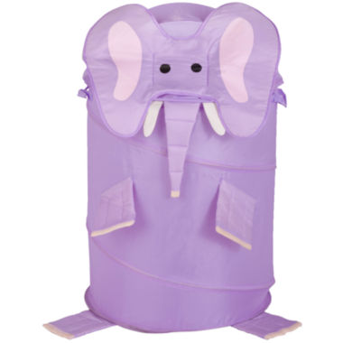 jcpenney.com | Honey-Can-Do® Elephant Large Pop-Up Hamper