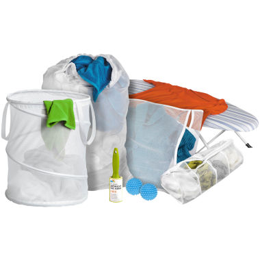 jcpenney.com | Honey-Can-Do® 7-pc. Deluxe Laundry Kit
