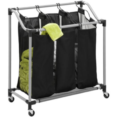 jcpenney.com | Honey-Can-Do® Elite Triple Laundry Sorter