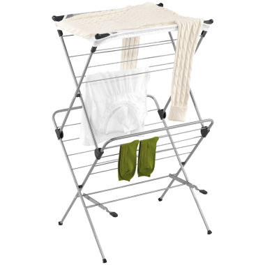 jcpenney.com | Honey-Can-Do® 2-Tier Mesh Top Drying Rack