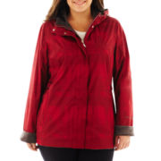 Free Country® Reversible Anorak Jacket - Plus