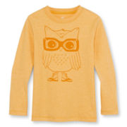 Okie Dokie® Long-Sleeve Graphic Tee - Boys 12m-6y