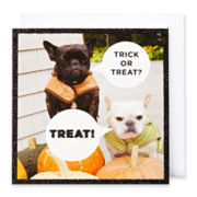 MarthaCelebrations™ Halloween Card – Dogs