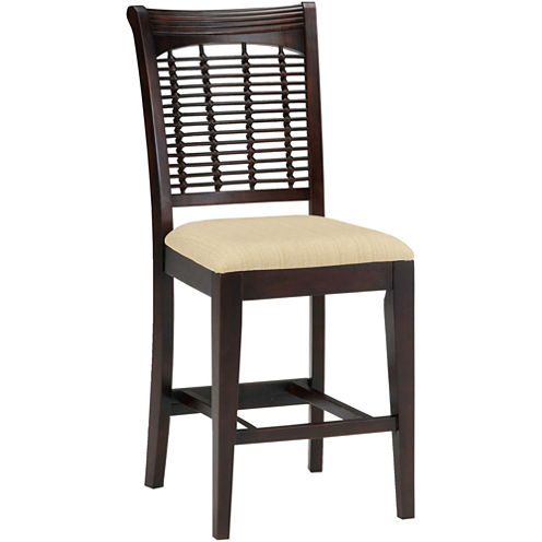 Bayberry Set of 2 Counter-Height Dining Chairs