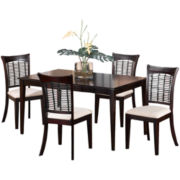 Bayberry 5-pc. Rectangular Dining Set