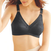 Bali® Double Support® Spa Closure® Wireless Bra - 3372