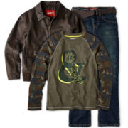 Arizona Graphic Tee, Bomber Jacket or Jeans – Boys
