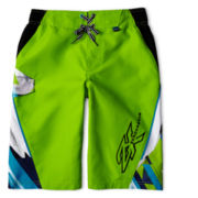 Zero Xposur® Breaker Board Swim Trunks – Boys S-XL