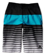Zero Xposur® Kingpin Swim Trunks – Boys S-XL