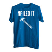 Nailed It Graphic Tee