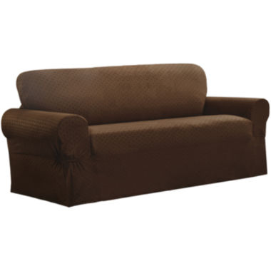jcpenney.com | Maytex Smart Cover® Conrad Stretch 1-pc. Sofa Slipcover