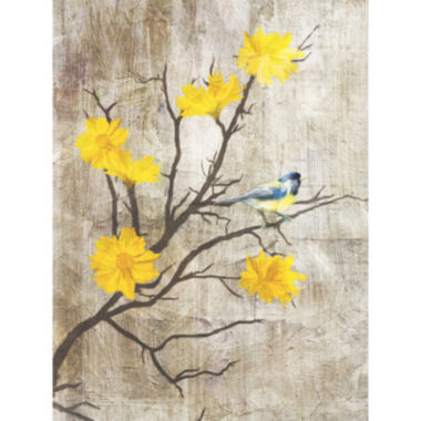 jcpenney.com | PTM Images® Gray Birds Canvas Wall Art