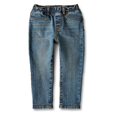 jcpenney.com | Arizona Straight-Fit Jeans - Girls 3m-24m