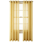 MarthaWindow™ Promenade Grommet-Top Curtain Panel