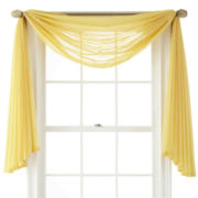 MarthaWindow™ Voile Window Scarf