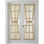MarthaWindow™ Voile Rod-Pocket Door Panel