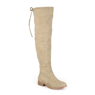 jcpenney.com | Journee Collection Mount Over-the-Knee Boots - Wide Calf