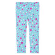 Okie Dokie® Print Leggings - Toddler Girls 2t-5t