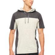 UNIONBAY® Fitz Jersey Hoodie Shirt