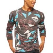 Fifth Sun™ The Level Long-Sleeve Active Graphic Tee