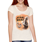 Star Wars® Short-Sleeve Droid Collage T-Shirt