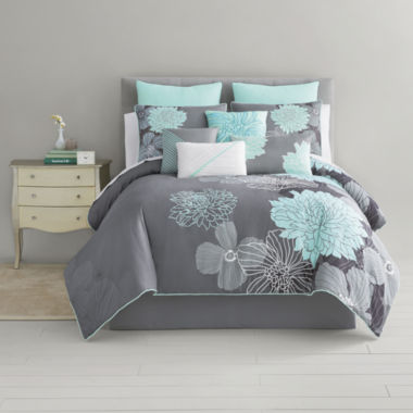 jcpenney.com | Home Expressions™ Alice 10-pc. Comforter Set