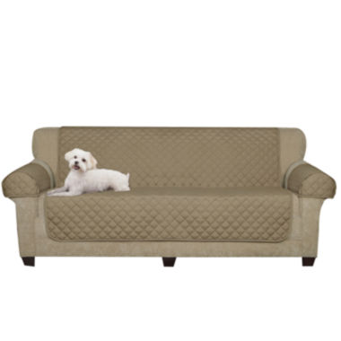 jcpenney.com | Maytex Smart Cover™ 3-pc. Sueded Waterproof Loveseat Pet Cover
