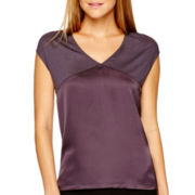 MNG by Mango® Sleeveless V-Neck Top