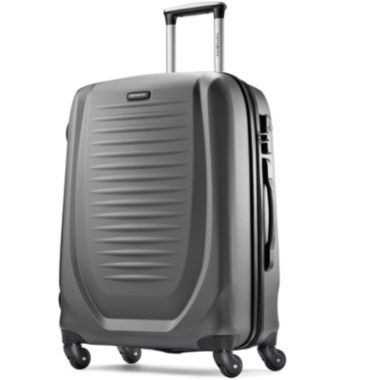"jcpenney.com | Samsonite® SWERV 24"" Expandable Hardside Spinner Upright Luggage"