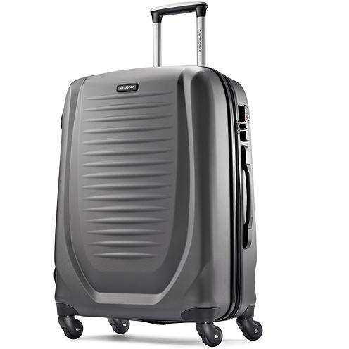 "Samsonite® SWERV 24"" Expandable Hardside Spinner Upright Luggage"