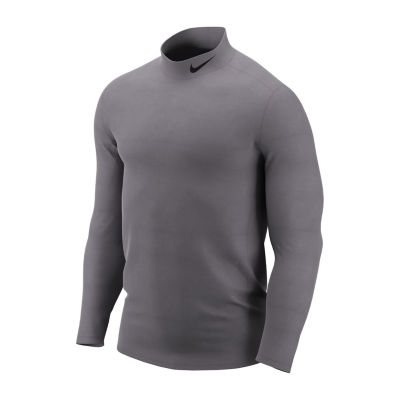 99accde6 Nike Mens Mock Neck Long Sleeve Thermal Top