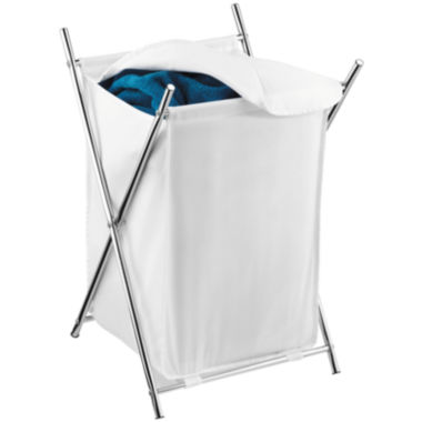 jcpenney.com | Honey-Can-Do® Chrome Folding Hamper