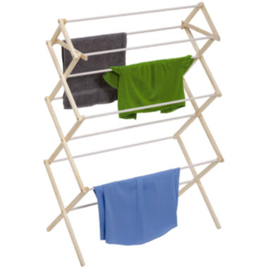 jcpenney.com | Honey-Can-Do® Large Wood Drying Rack