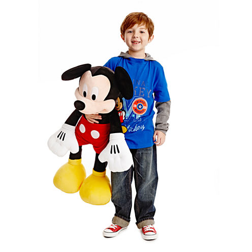 """Disney Collection Mickey Mouse Large 30"""" Plush"""